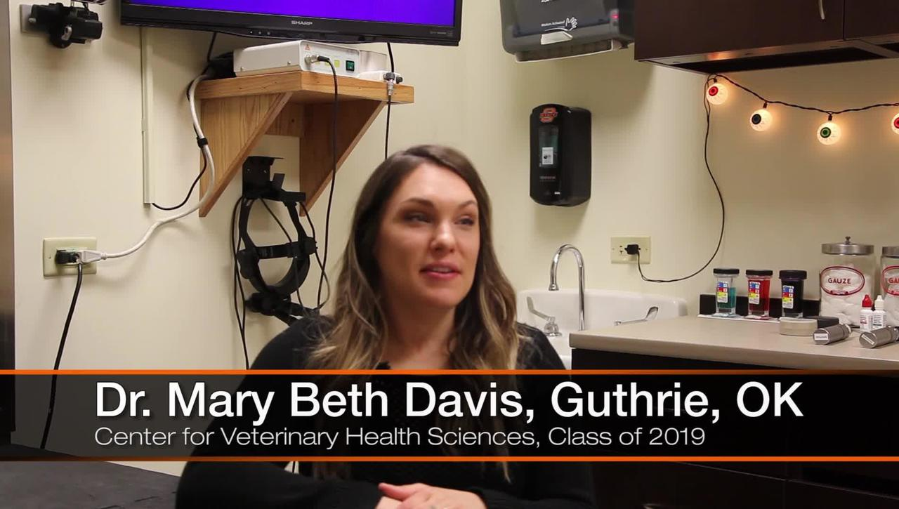 Mary Beth Davis: Anything is Possible