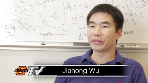 Thumbnail for entry Faculty Experts: Dr. Jiahong Wu
