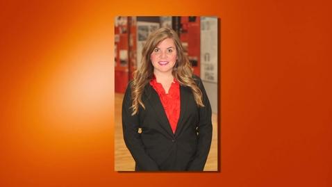 Thumbnail for entry Rachel Noland - 2013 Outstanding Senior