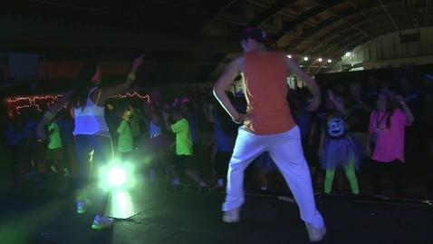 Thumbnail for entry Dance Marathon Raises Over $100,000 for Children's Miracle Network Hospital