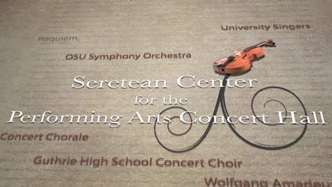 Thumbnail for entry WATCH:  2013 President's Masterworks Concert