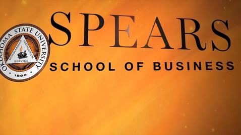 Thumbnail for entry Garret Jones - The Spears School Experience