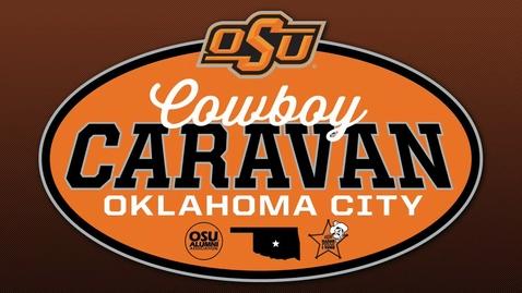 Thumbnail for entry 2015 Cowboy Caravan from OSU-OKC