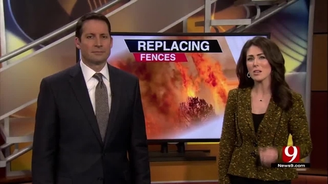 Thumbnail for entry IN THE NEWS: OSU Students Helping Replace Fences After Wildfires