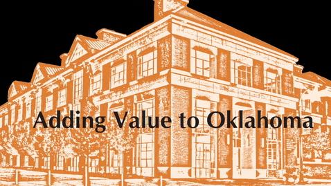 Thumbnail for entry Made in Oklahoma Day at OSU