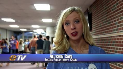 Thumbnail for entry Freshman Follies:  Philanthropy