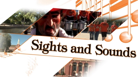 Thumbnail for entry Sights and Sounds:  The Student Union