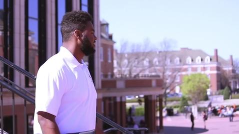 Thumbnail for entry Spears Business Student Spotlight - Christian Jackson
