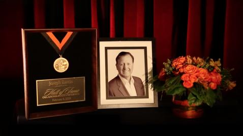 Thumbnail for entry Joseph Eastin - 2019 OSU Hall of Fame