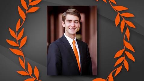 Thumbnail for entry Caleb Wilson - 2018 OSU Outstanding Senior