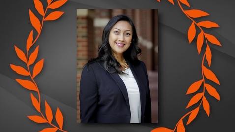 Thumbnail for entry Joanna Quiah - 2019 OSU Outstanding Senior