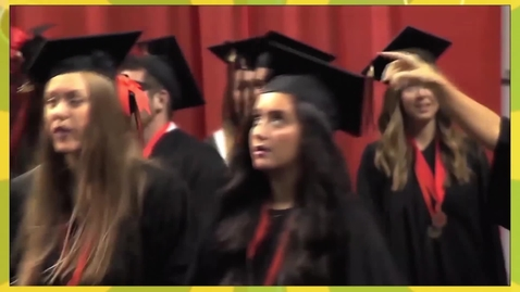 Thumbnail for entry Spring 2017 Commencement:  College of Engineering, Architecture and Technology