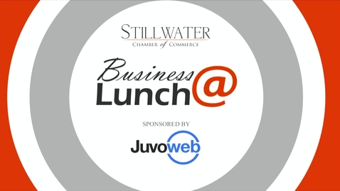 Thumbnail for entry October 2016:  Stillwater Chamber of Commerce Business@Lunch: OSU President Burns Hargis
