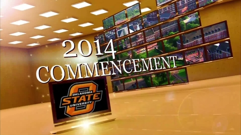 Thumbnail for entry Fall 2014 Commencement:  College of Engineering, Architecture & Technology, College of Human Sciences, Spears School of Business