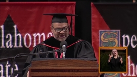 Thumbnail for entry ICYMI:  OSU Student Receives Life-Changing Surprise At Graduation