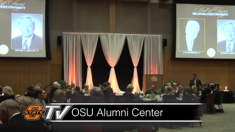 Thumbnail for entry 2014 OSU Hall of Fame Inductees