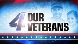 "Thumbnail for entry IN THE NEWS:  ""4 Our Veterans"""