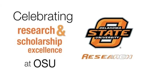Thumbnail for entry Celebrating Research & Scholarship at OSU