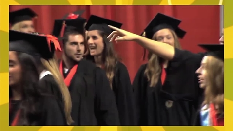 Thumbnail for entry Fall 2017 Commencement:  Graduate College