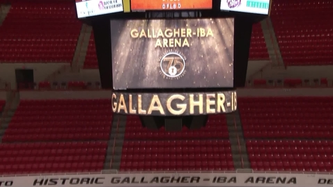 Thumbnail for entry History of Gallagher-Iba Arena