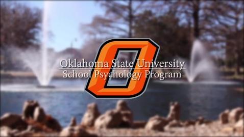 Thumbnail for entry School Psychology Graduate Program