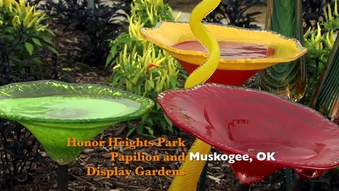 Thumbnail for entry Oklahoma Gardening: The Beauty of Honor Heights Park