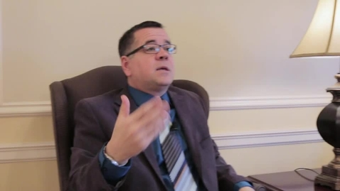 Thumbnail for entry Faculty Conversations: Dr. Brian Frehner