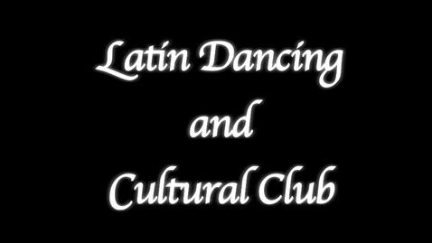 Thumbnail for entry LDCC Presents: 14th Annual Salsa Ball