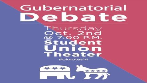 Thumbnail for entry Brandon Lenior Previews Gubernatorial Debate