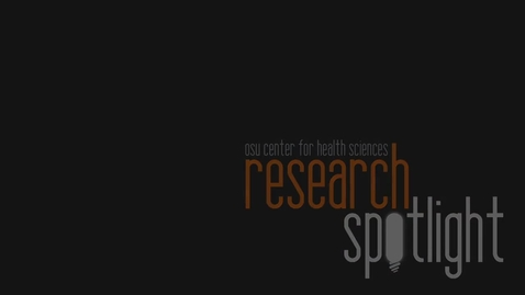 Thumbnail for entry OSU-CHS Research Spotlight: Effect of massage and stretch therapy on musculoskeletal injury
