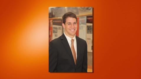 Thumbnail for entry Jordan Mayes - 2013 Outstanding Senior