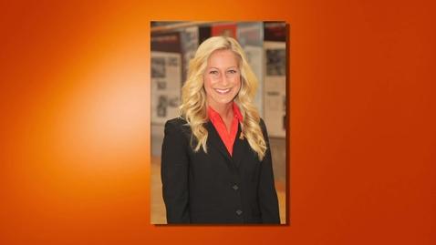 Thumbnail for entry Meg Sokolosky - 2013 Outstanding Senior