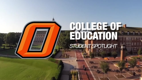 Thumbnail for entry Student Spotlight: Matt Williams