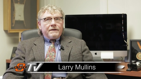 Thumbnail for entry Faculty Experts: Dr. Larry L. Mullins