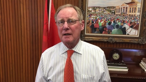 Thumbnail for entry Message From President Hargis - The Cowboy Way