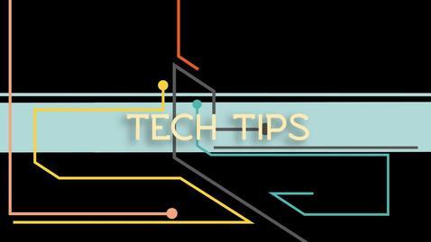 Thumbnail for entry Tech Tips: RAW vs JPG