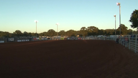Thumbnail for entry Sights & Sounds: Cowboy Stampede Championship Round 2016
