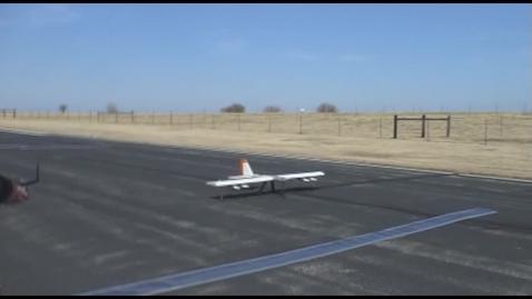 "Thumbnail for entry Aerospace Design: 2009 Team Orange ""Slugger"" - Four Rockets"