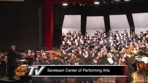 Thumbnail for entry President's Masterworks Concert