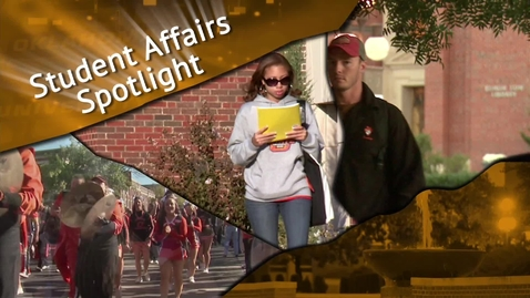 Thumbnail for entry Student Affairs Spotlight: Dining Services