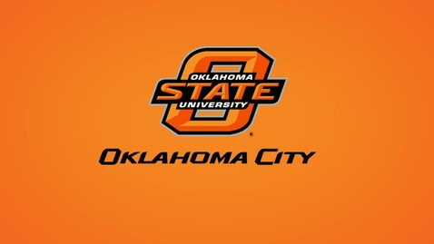 Thumbnail for entry OSU-OKC Team Takes Governor's Cup Award for 2nd Straight Year