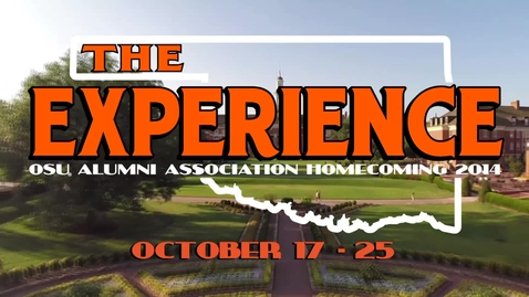 Homecoming 2014 Welcome from Boone Pickens