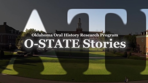 Thumbnail for entry ARCHIVES: Bob Adams Discusses His Father and Uncle, the First Students to Enroll and Graduate at OSU