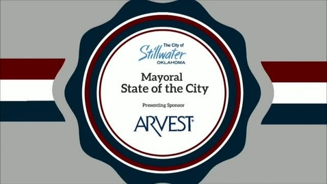 Thumbnail for entry REBROADCAST:  Mayoral State of the City
