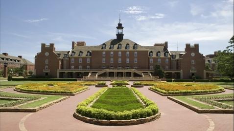 Thumbnail for entry Oklahoma State University Colvin Recreation Center