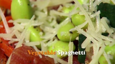 Thumbnail for entry Oklahoma Gardening Cooks: Vegetable Spaghetti