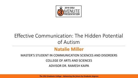 Thumbnail for entry 2016 OSU 3MP Finals Presentation Natalie Miller