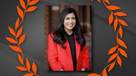 Thumbnail for entry Alma Rios - 2019 OSU Outstanding Senior
