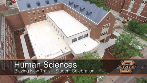 Thumbnail for entry Human Sciences - North Wing Opening Celebration