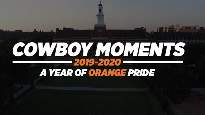 Cowboy Moments 2019-2020: A Year of Orange Pride
